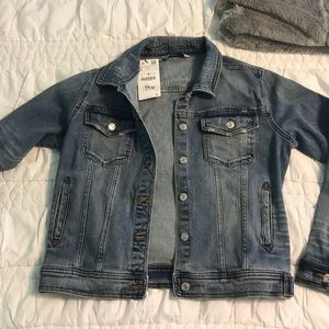ZARA denim jacket BRAND NEW